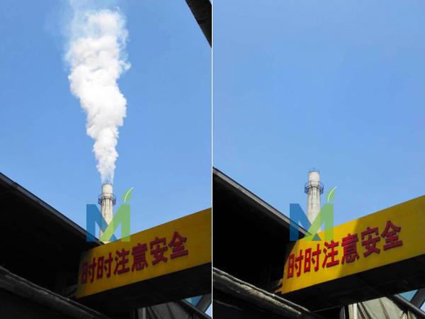 使用湿式静电除尘器实现糖厂生物质锅炉超低排放效果