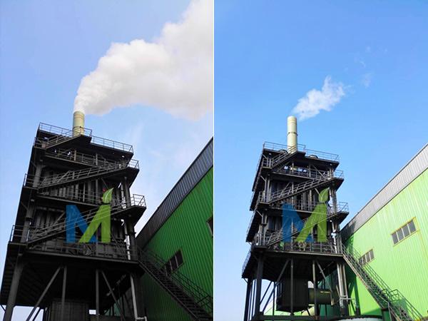 宁夏锌冶炼硫酸烟气电除雾器应用